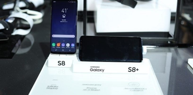 Samsung Galaxy S8 users complain of random restarting issue