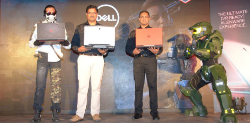 Dell Alienware and Inspiron Gaming Machines Comes To India