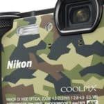 Nikon COOLPIX W300, waterproof depth, 4K UHD videos