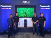 Panasonic's New Range of 4K Ultra HD TVs with UA7 Sound System