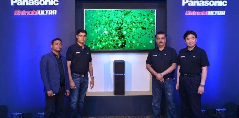 Panasonic's New Range of 4K Ultra HD TVs with UA7 Sound System