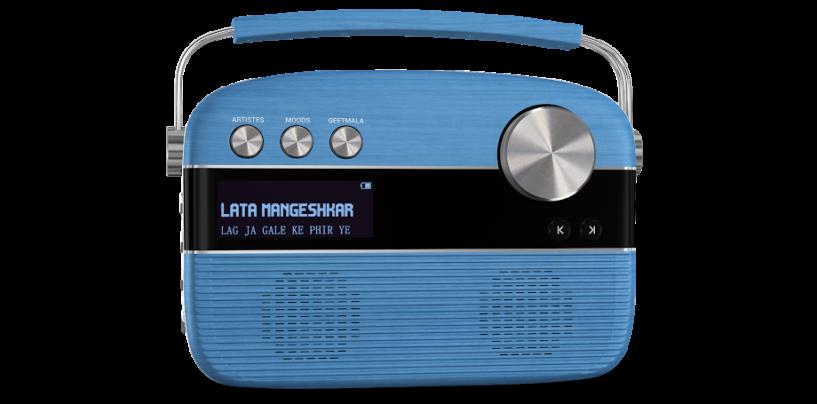 Saregama Carvaan: Digital Audio player with Pre-loaded 5000 Retro songs
