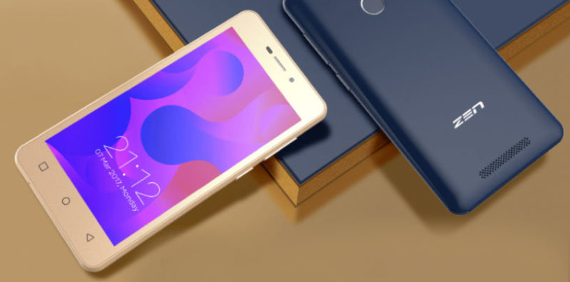 Zen Mobile unveils Admire Sense at INR 5,999/-