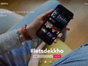 Dekkho launches TV-like Linear Programming feature