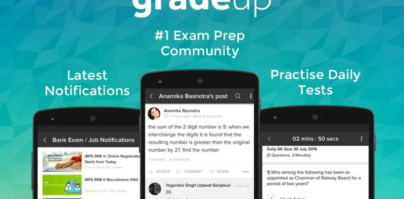 Gradeup Mobile App Review
