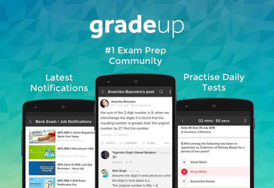 gradeup test series