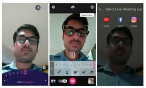 Asus Zenfone Live Review: BeautyLive app