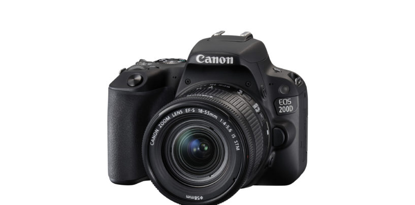 The New Entry-Level DSLR Canon EOS 200D Laucnhed By Canon
