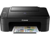 Canon Launches New Inkjet Wireless Printers- PIXMA TS 3170 and E 3170