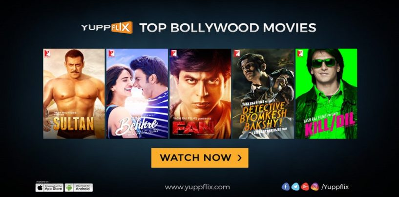 YuppTV collaborates with Fox Star Studios