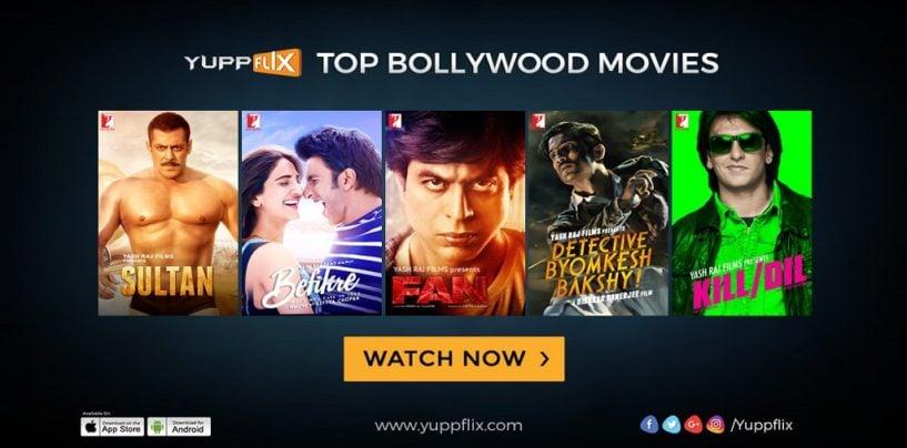 YuppTV collaborates with Fox Star Studios