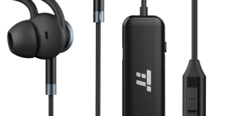 TaoTronics Bluetooth and Wired ANC In-Ear Headphones launched in India