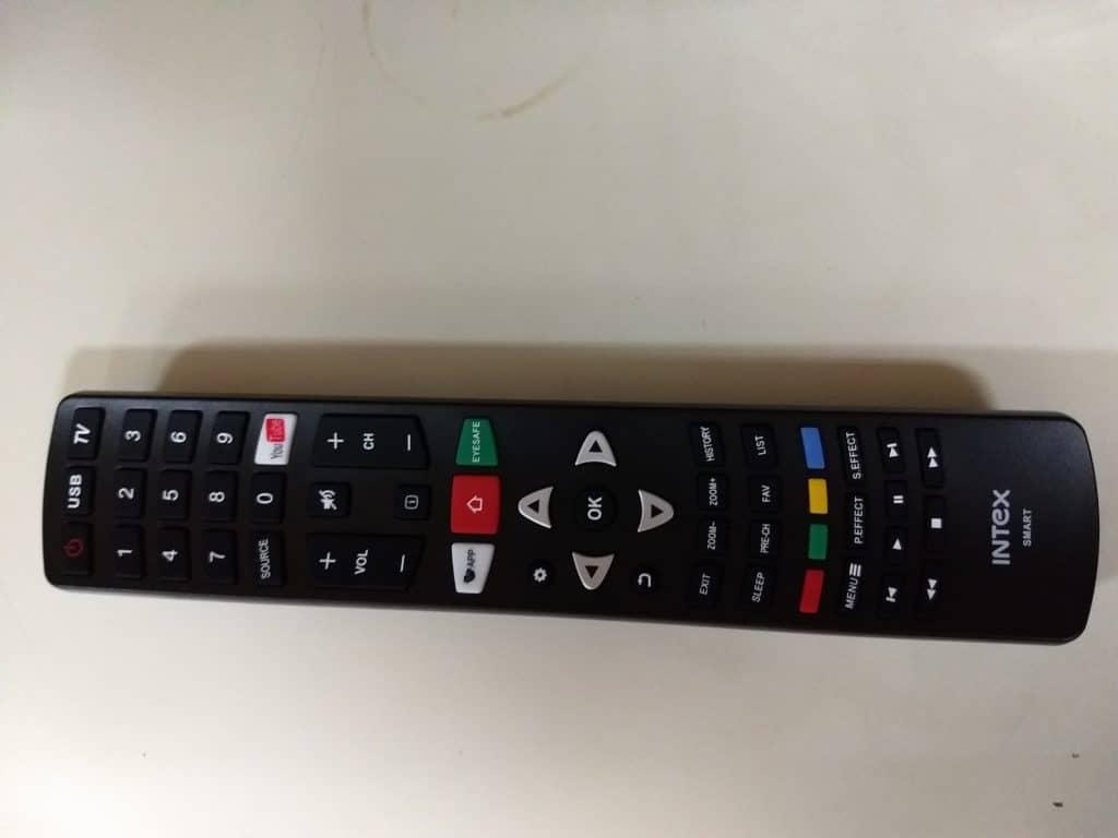 Intex 5001 FHD LED TV