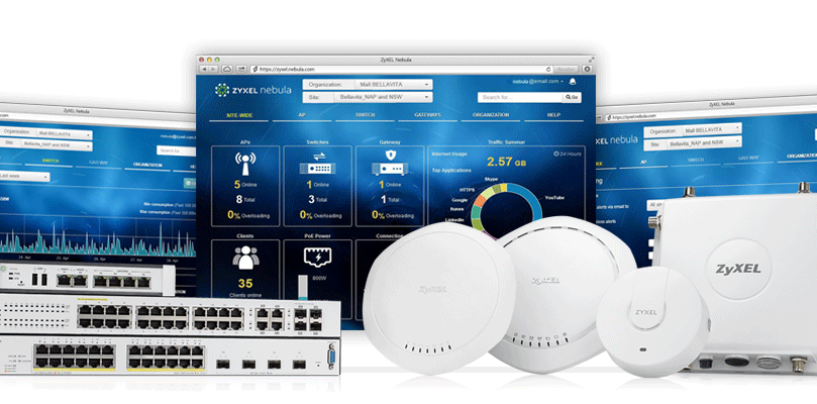 Zyxel amplifies Nebula range to move networking into cloud