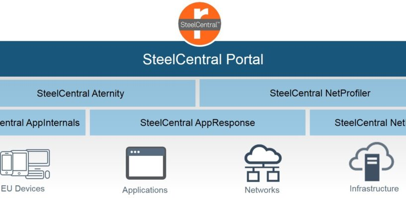Riverbed Launches Latest Release of SteelCentral