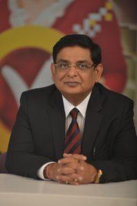 Sanjay Rohatgi, Senior Vice President, Asia Pacific, Symantec