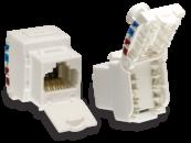 DIGISOL launches patented Tool Less UTP Keystones