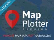 Extentia Launches Map Plotter Premium Extension