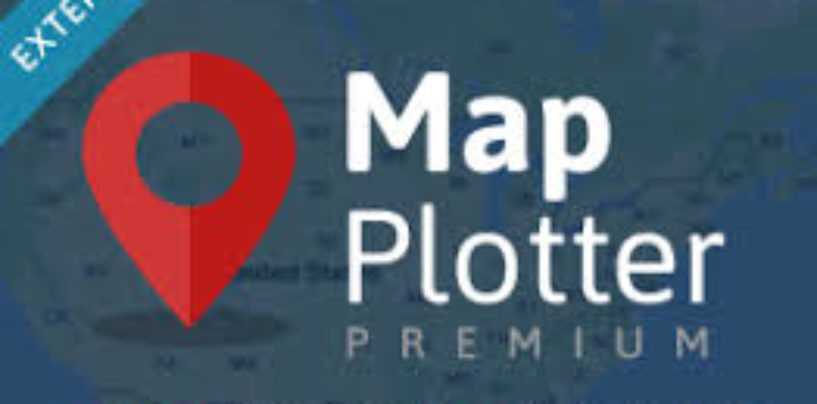 Extentia Launches Map Plotter Premium Extension