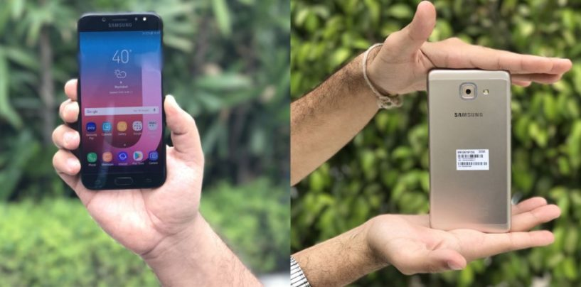 Samsung Galaxy J7 Pro and J7 Max launched in India with Samsung pay