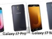 Samsung Galaxy J7 Pro and J7 Max First Look