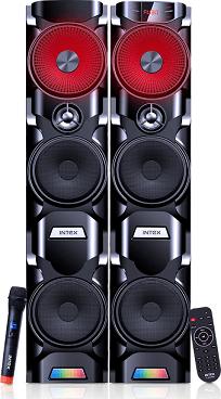 Intex speakers tower