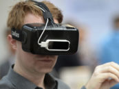 Virtual Reality capable of soothing pain