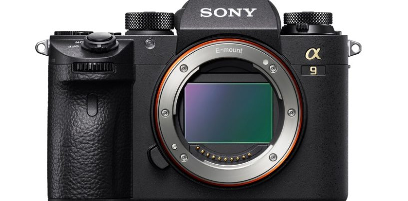 Sony Launches New α9 Camera Along with Two New FE G-Master and one FE G lenses