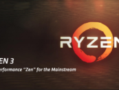 AMD Ryzen 3 Processors Mainstream Desktop Lineup