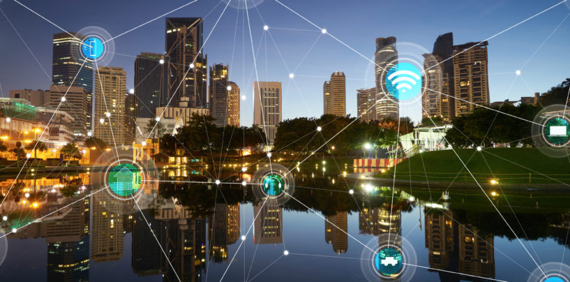 Ericsson launches network services for massive IoT