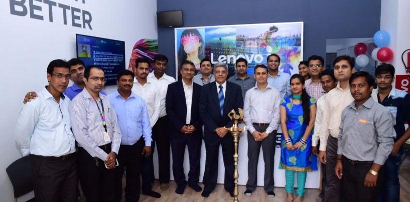 Mumbai Finally gets First Lenovo Service Center