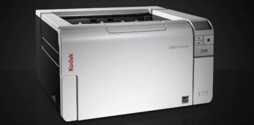 Kodak i3500 Scanner Review
