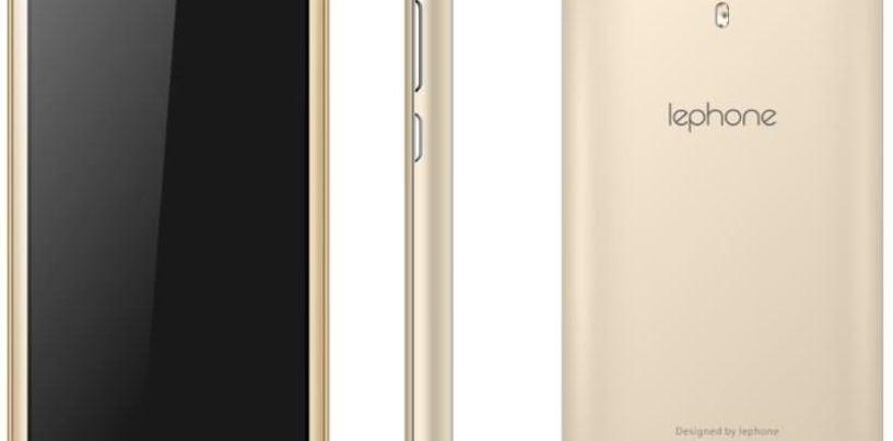 lephone unveils lephone W2 4G Smartphone