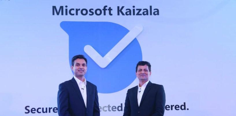 Microsoft Kaizala Eases Communication And Work Management