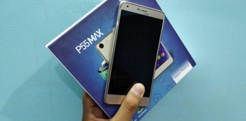 Panasonic P55 MAX Review: A 5000mAh Battery Phone