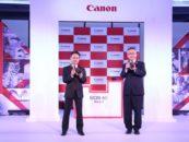 Canon unveils EOS 6D Mark II