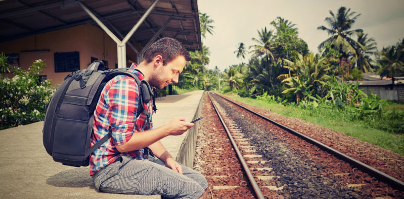 Now Be Digitally Smart With These Train Travel Apps