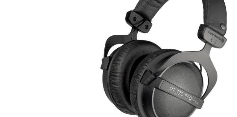 Beyerdynamic DT 770 Pro Headphones For Mobile Mixing
