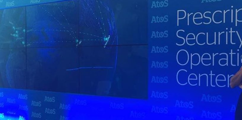 Atos announces first prescriptive Security Operations Center with automated response
