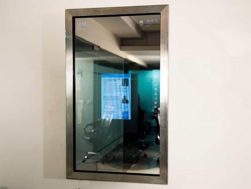 samrt mirror