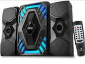 "Zebronics launches ""Future"" 2.1 & 4.1 Speakers Priced at Rs. 4646 and Rs. 5151"