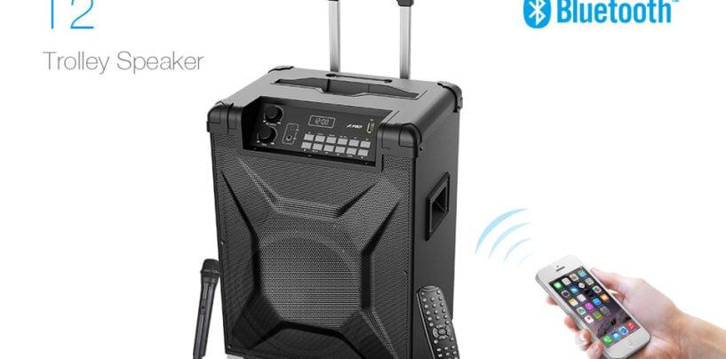 "Fenda Audio Unleashes Trolly Speaker ""T2"""