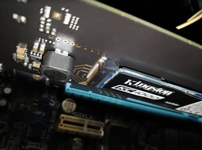 Kingston KC1000 NVMe PCIe SSD Review - PCQuest