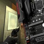 msi, online gaming, gaming machine, titan, raider, Mechanical Keyboard