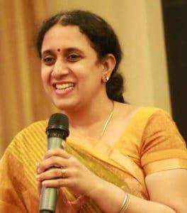 A Nandini, India Head-Delivery Assurance, GlobalLogic India