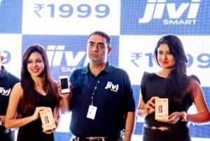 Pankaj Anand, CEO, Jivi Mobiles, Indian smartphones