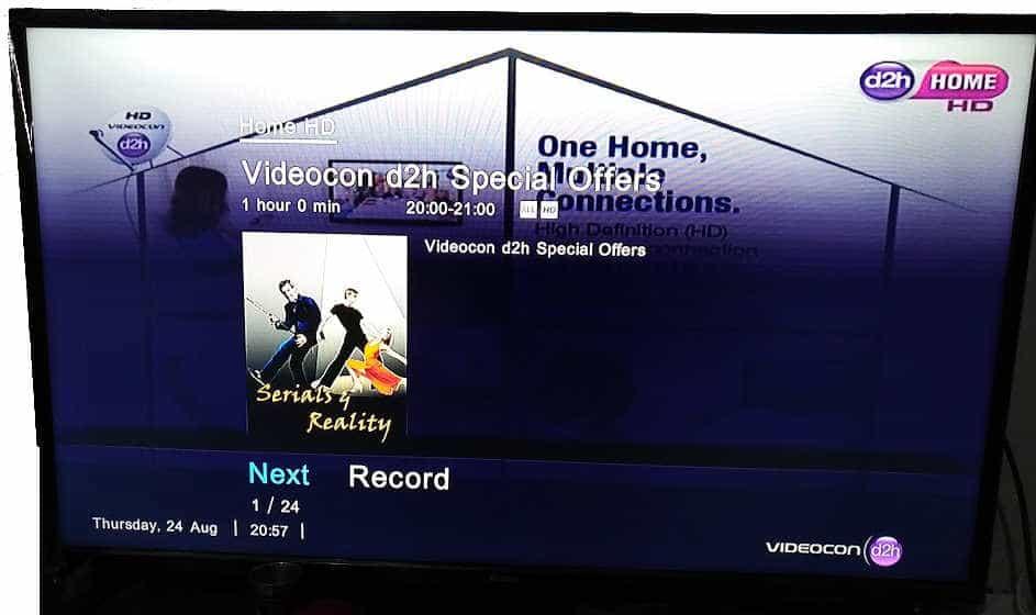 Videocon D2H HD Digital Set Top Box Review - PCQuest