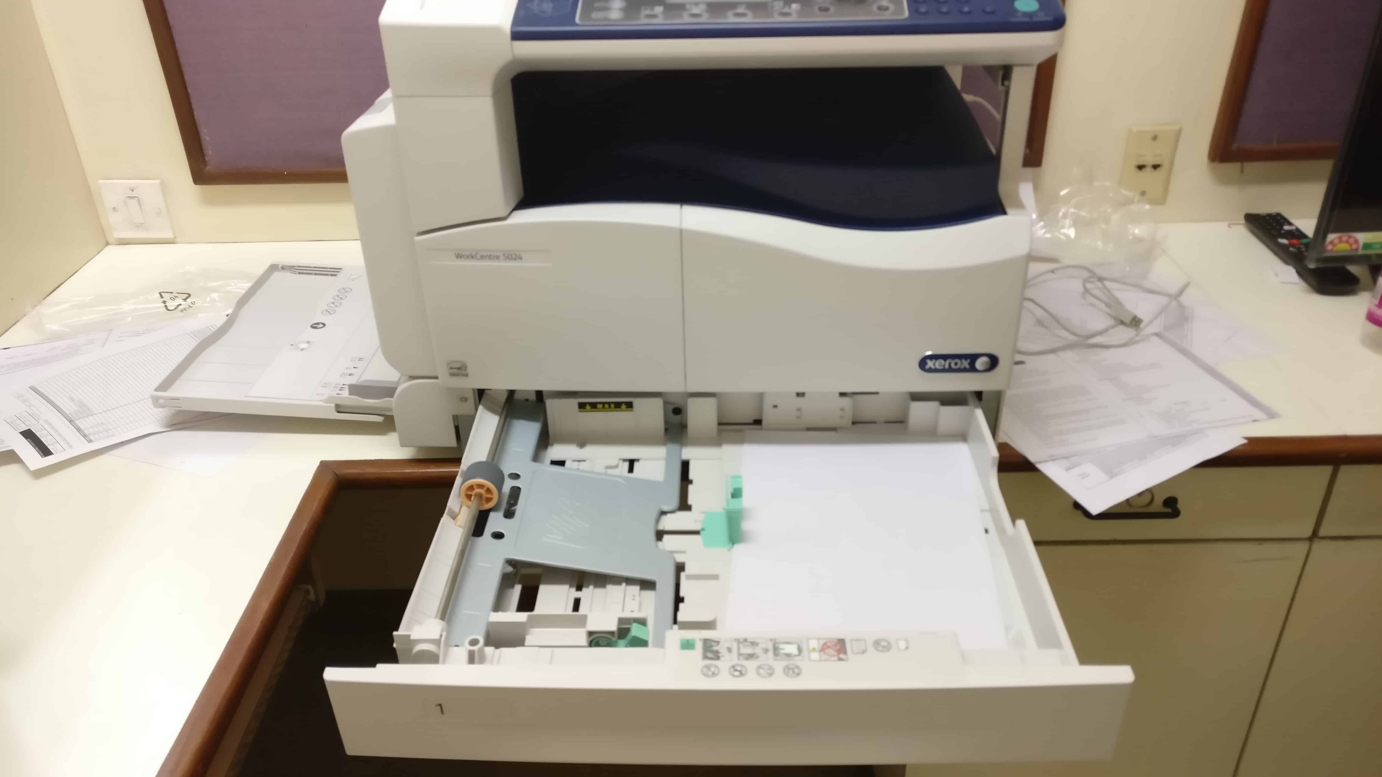 Xerox WorkCentre 5024 Review: A perfect MFP from small