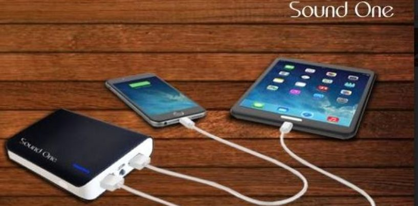 Sound One Launches 10000mAh Power Banks