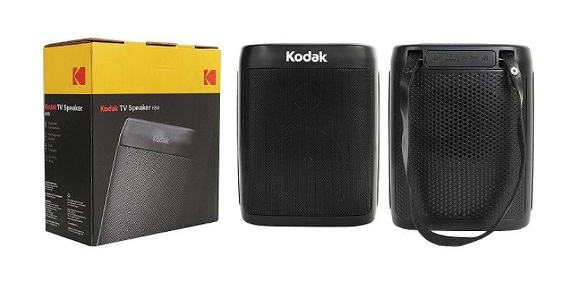 Kodak TV Speaker 68M Review